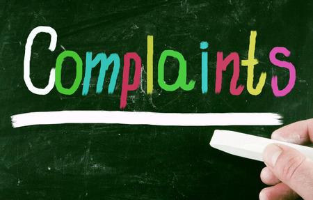 allegation: complaint concept