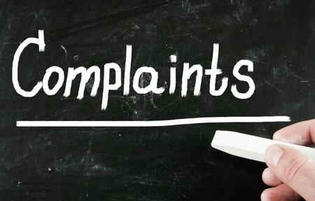 allegation: complaints concept