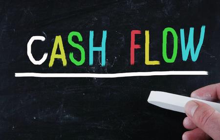 flujo de dinero: concepto de flujo de caja