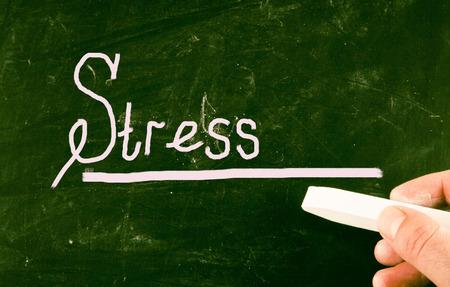 stress concept photo
