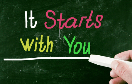 it starts with you photo