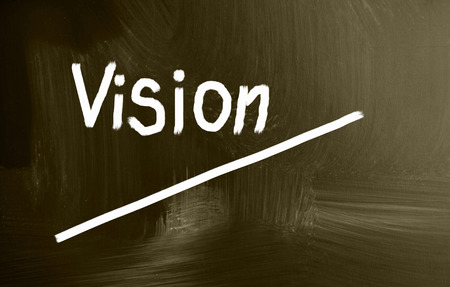 powerful creativity: vision concept