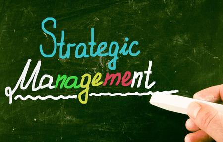 formulation: strategic management