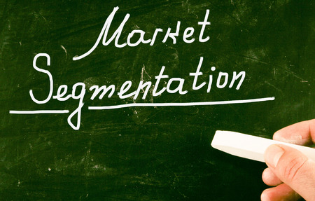 segmentation: market segmentation
