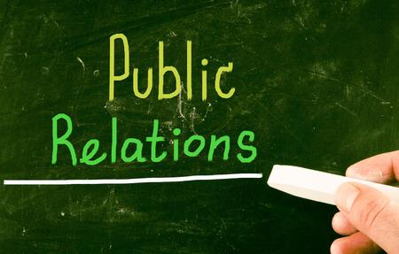 relations publiques: relations publiques