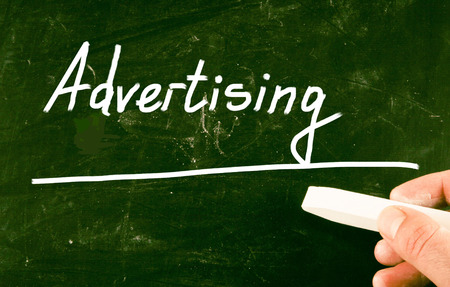 advertising concept photo