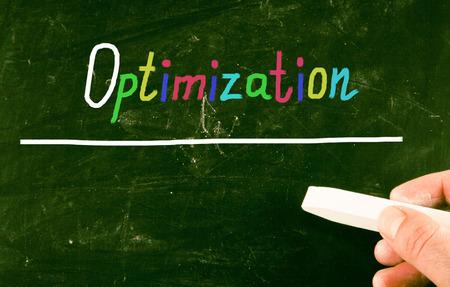 backlink: optimization concept