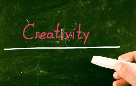 creativity: creativity concept Stock Photo