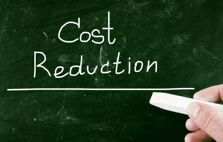 cost reduction: cost reduction