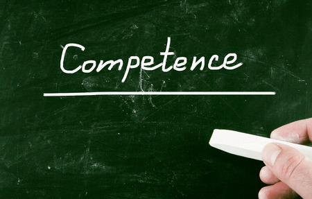 suitability: competence concept