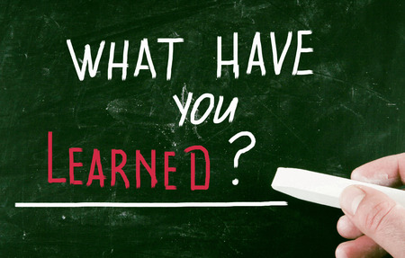 recap: what have you learned?