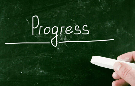 progress concept photo