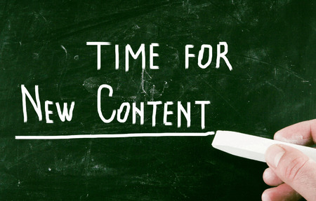 backlink: time for new content