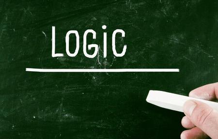 logic: logic concept
