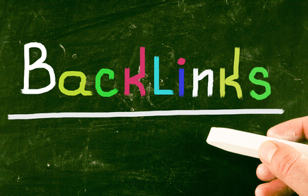 keywords link: backlinks concept