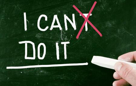 positive positivity: do it concept