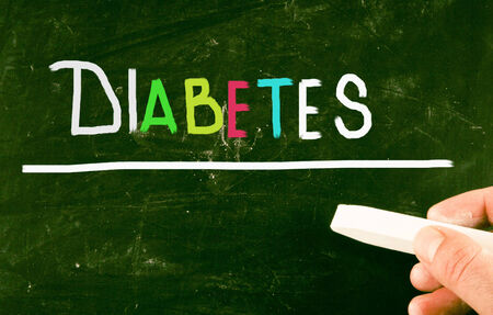 gestational: diabetes concept