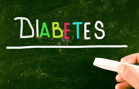 hyperglycemia: diabetes concept