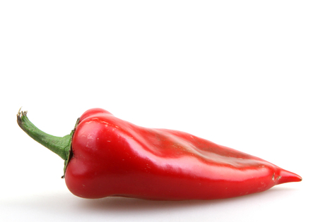 chiles secos: Red Pepper.