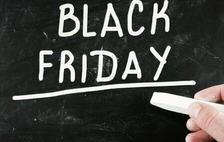 weekdays: black friday