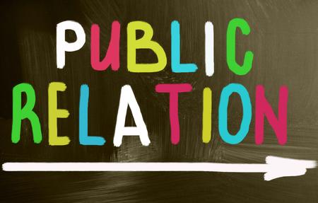 relation: public relation