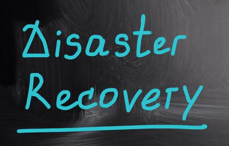 disaster recovery Stok Fotoğraf - 54333893