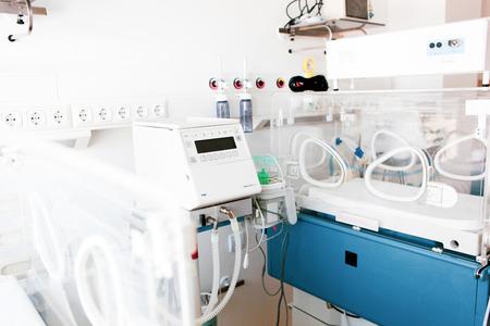Infant Incubator Equipment - Neonatal Intensive Care Unit