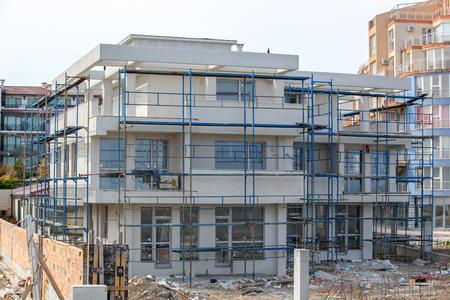 Neue Baustelle