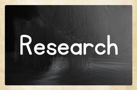 research concept Zdjęcie Seryjne