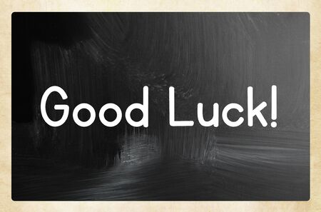 good luck concept Stock Photo