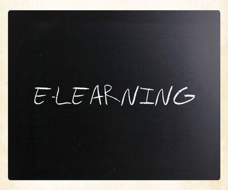 E-learning on blackboard