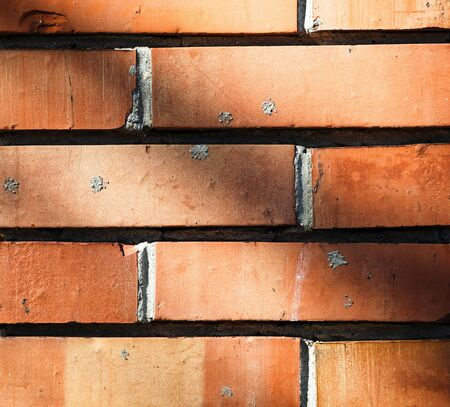 Image Of Textured Brick Wall Background