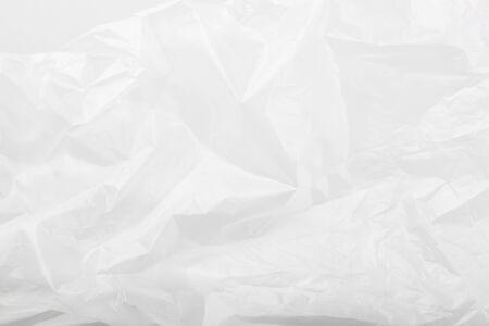Plan de fond de sac en plastique vide
