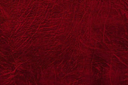red leather texture: Red leather texture