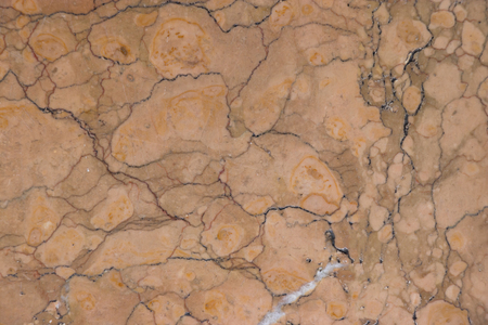 Brown marble texture with natural figure and surface. Imagens