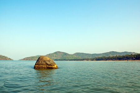 Palolem Beach, Goa photo
