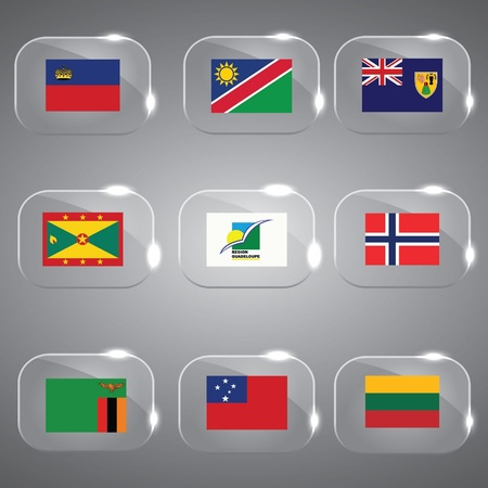 world flags: Flags of the world