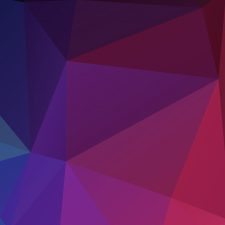Abstract Polygon background 3d colorful vector illustration Vector