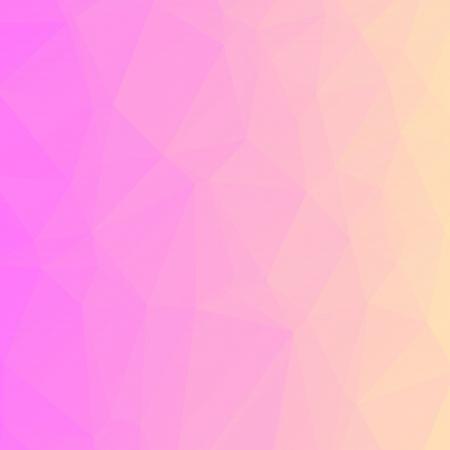 Abstract Polygon background 3d colorful Vector