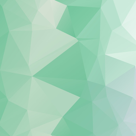 Polygon 3d Abstract background colorful  Vector