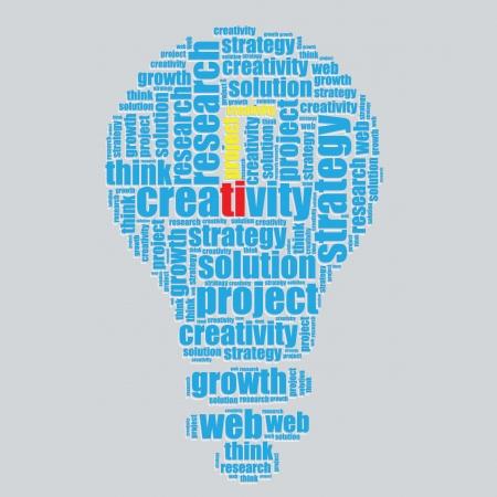 word art: creativa tipograf�a 3d texto de la palabra arte creativo ilustraci�n nube de palabras