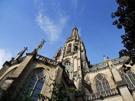 linz: Saint Mary Cathedral, Linz, Austria