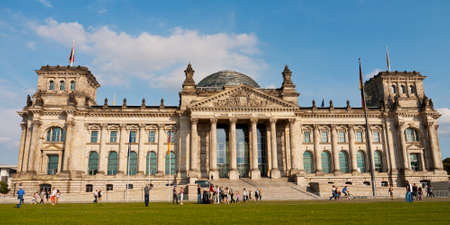Reichstag, Berlin, Germany photo