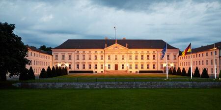 bellevue: Castle Bellevue, Berlin, Germany