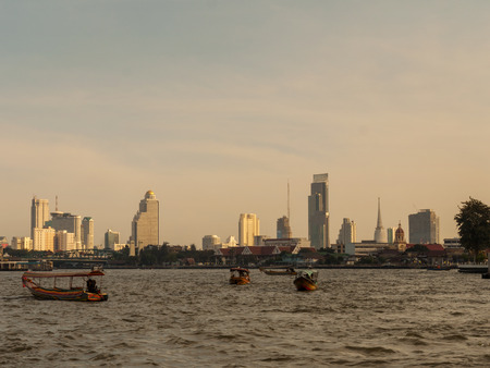 townscape: Townscape of Bangkok Thailand