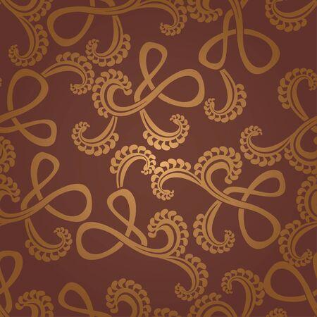 antiquary:  Seamless pattern