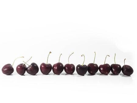 cocaine: Line Cherry Stock Photo