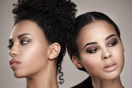 Chicas afroamericanas