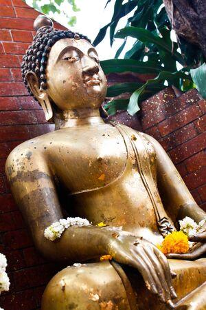 Buddha statue of Bangkok, Thailand Stock Photo