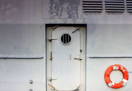 steel: Steel door